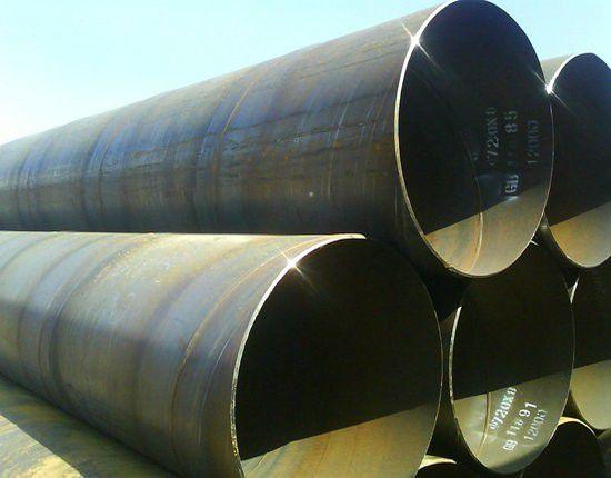 凉山彝族普格县大口径螺旋钢管