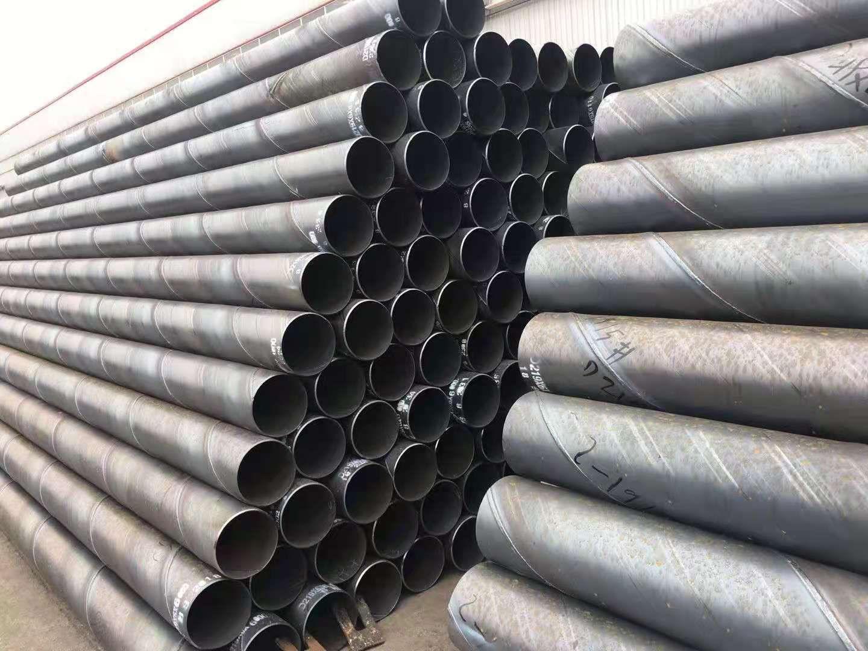 达州达川区螺旋钢管