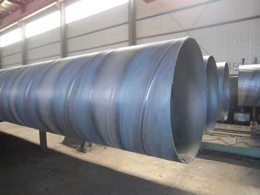 达州达川区打桩用螺旋钢管