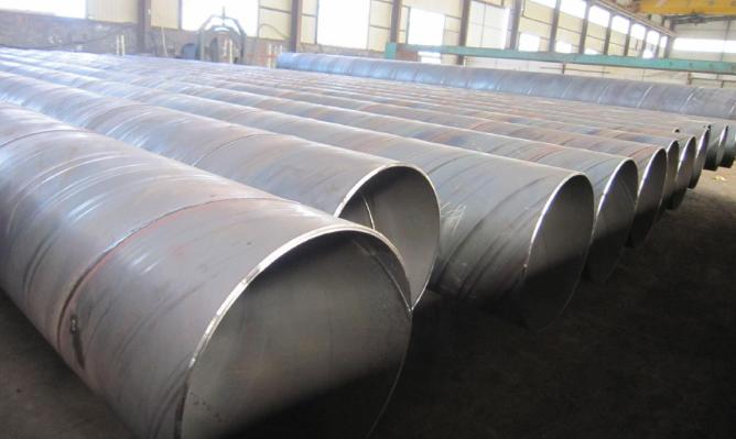达州达川区双面埋弧焊钢管