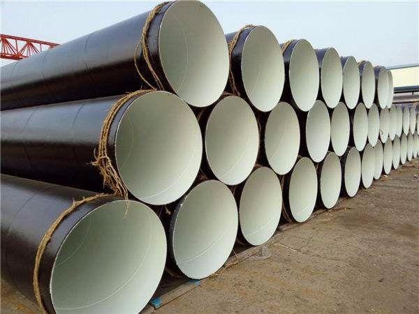 达州达川区给水排水防腐螺旋管